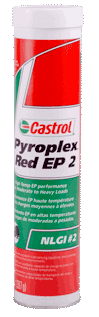 Castrol Pyroplex Red Grease EP2