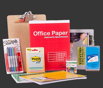 office supplies image