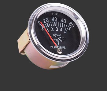 Oil Pressure Gauge - Tractor & Implement Parts