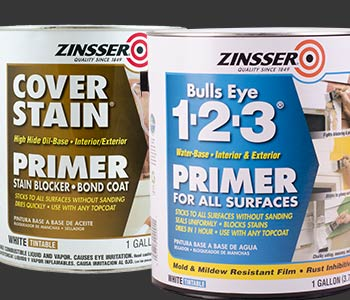 paint primers at PaulB Hardware