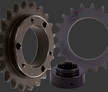 roller chain sprocket image