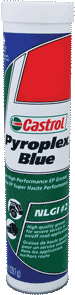 Castrol Pyroplex Blue Water Resistant Grease