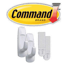 3M Command™ Damage-free Hanging Products