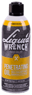 Liquid Wrench Penetrating Oil 11oz Can