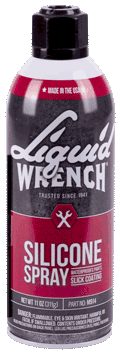 Liquid Wrench Silicone Lubricant 11oz Can