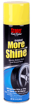 More Shine for Tires, 12oz