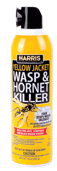 Harris Wasp & Yellow Jacket Spray