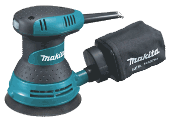 Makita 5″ Random Orbital Sander Kit