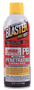 Blaster Penetrating Oil 11oz Can