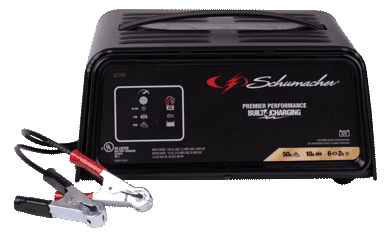Schumacher Charger w/Start 50/10/6 A