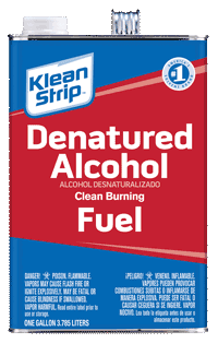 Klean-Strip Denatured Alcohol, 1gal