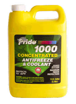 Concentrate Antifreeze/Coolant, Green, Gallon