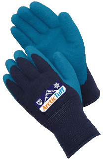 Latex-Dipped, Heavy Thermal Glove M-XXL