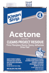 Klean-Strip Acetone <br />1 Gallon