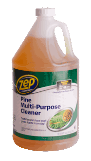 Zep Pine Disinfectant & Cleaner, 1 Gallon