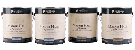 Pittsburgh<br /> Manor Hall Paint <br />Gallons Only