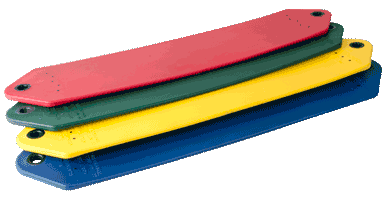 Residential Swing Seat<br />Blue, Green, <br />Red or Yellow
