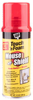 Touch N' Foam <br />Mouse Shield 12oz