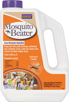 Mosquito Beater Repellent <br />Granules Treats 4000sqft