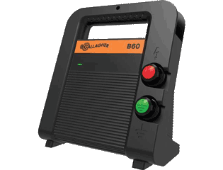 B60 Battery Powered Fence Charger / Energizer