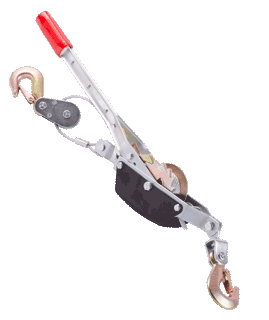 2 Ton Cable Puller 6′