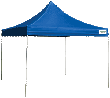 10′ x 10′ Instant Canopy, Blue