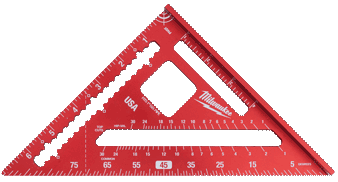 Milwaukee Magnetic Rafter Square