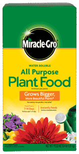 Miracle Gro All Purpose Plant Food 4lb