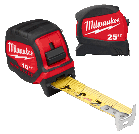 15% OFF Many Qualifying Milwaukee <br />Tape Measures!